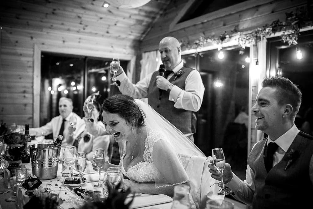 laughing bride at styal lodge