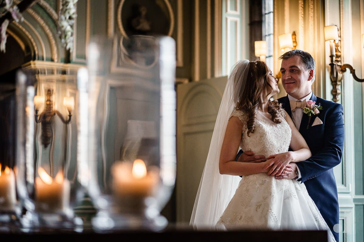 wedding photos at Thornton Manor